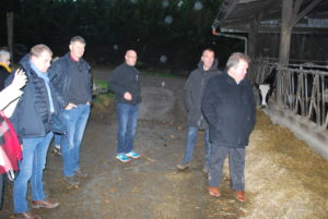 Rencontre UCPT FDSEA avec les députés Eric Bothorel et Jean Baptiste Moreau